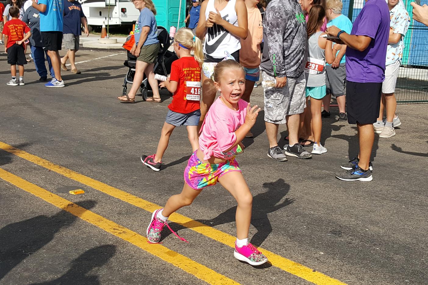 Polish Pickle Run Bremond, Texas Kids 5K Run