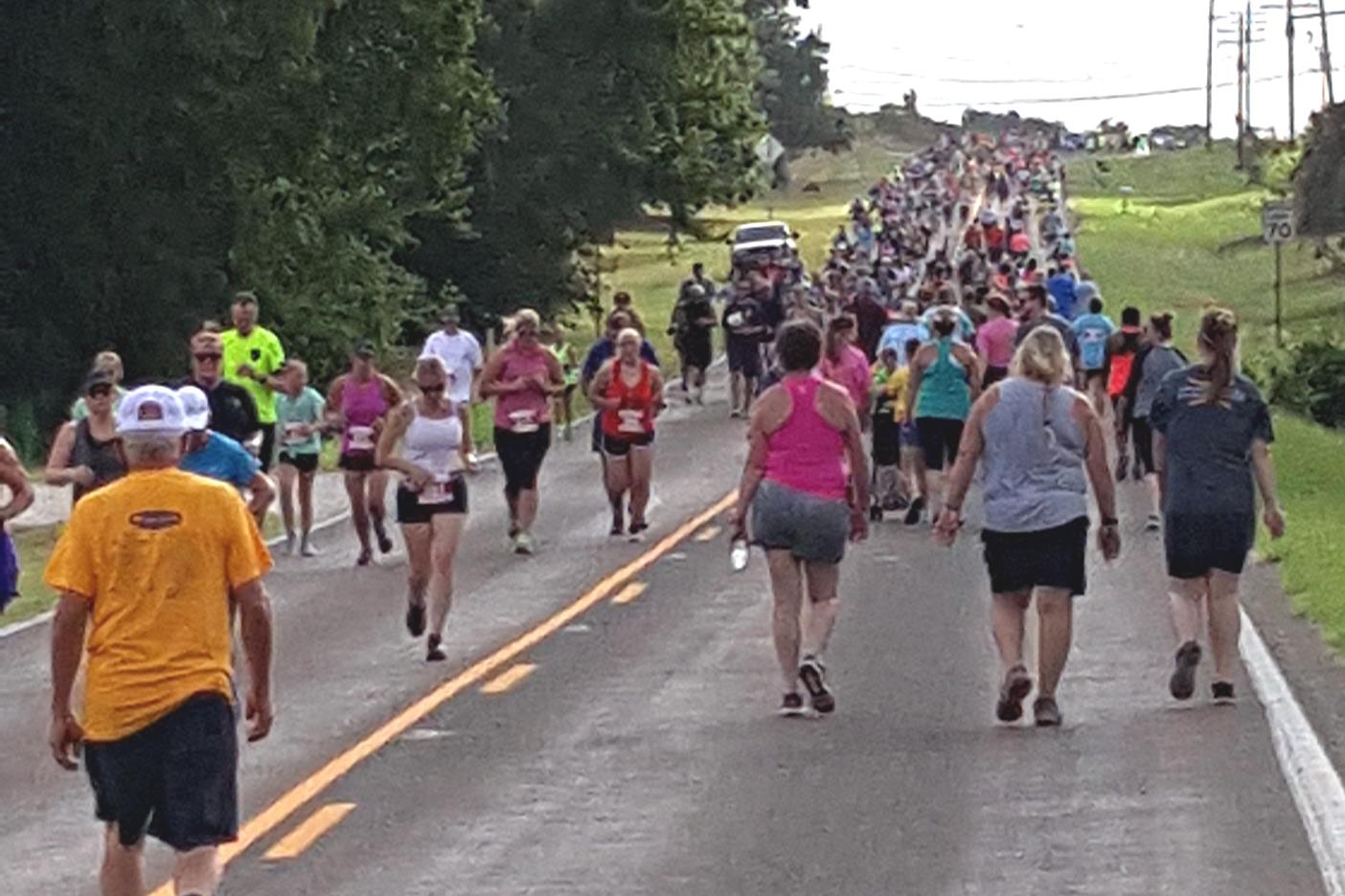 Polish Pickle Run Bremond, Texas 5K Run/Walk